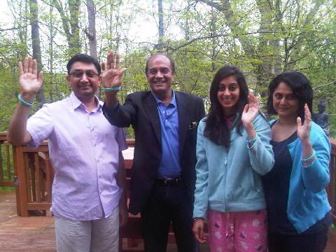 Desai Family & Gautam Patwa