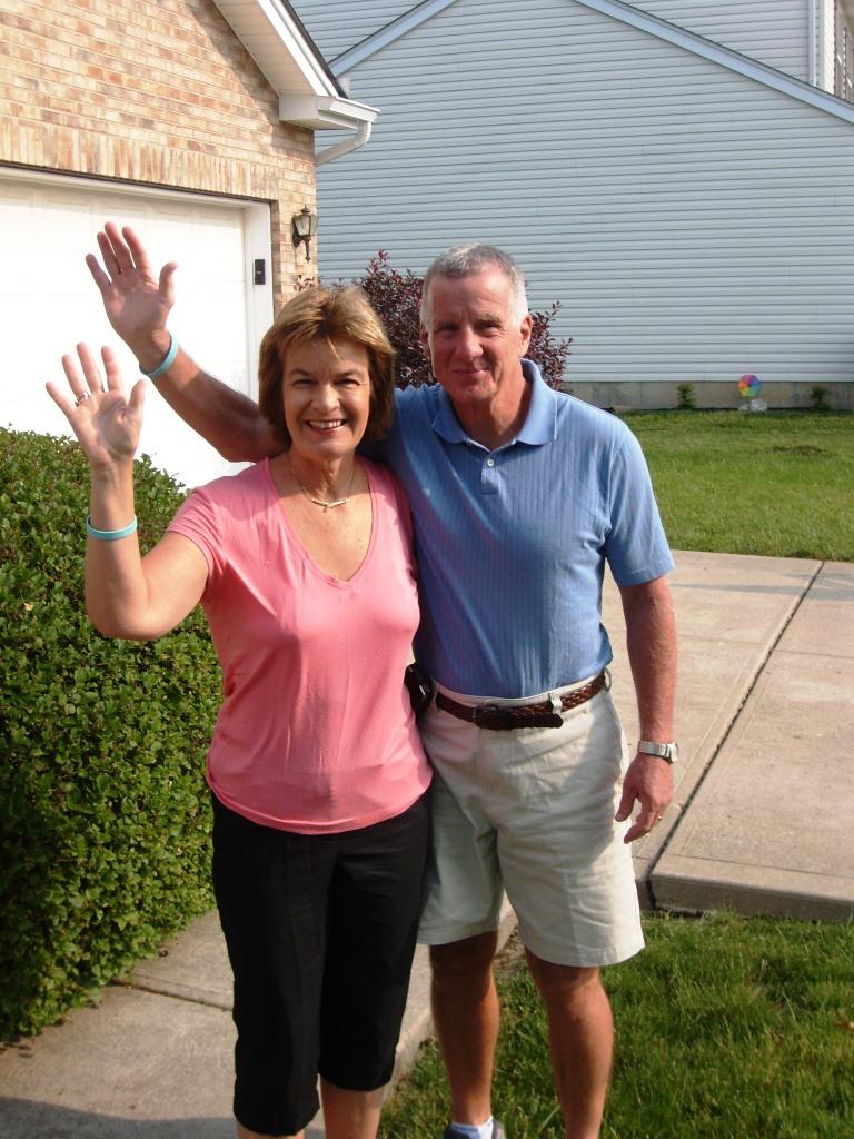 Bill & Jill Cain
